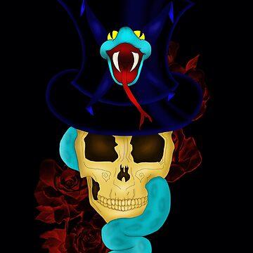skull'n roll by mysticline