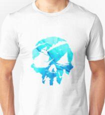 Lagoon Skull Unisex T-Shirt