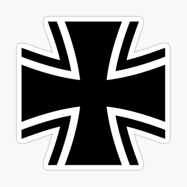 Insignia de Bundeswehr Pegatina