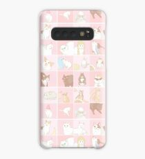 Meme cats Case/Skin for Samsung Galaxy
