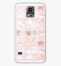 Meme cats Case/Skin for Samsung Galaxy