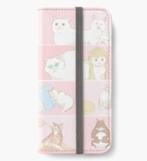 Meme cats iPhone Wallet/Case/Skin