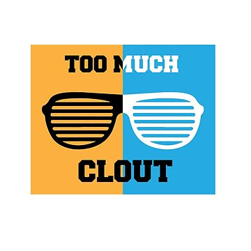 Too Much Clout Retro Sunglasses by ckennicott