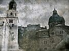 Faded Memories-Salzburg by Jeff Clark