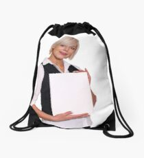 Tracey - Corporate Drawstring Bag
