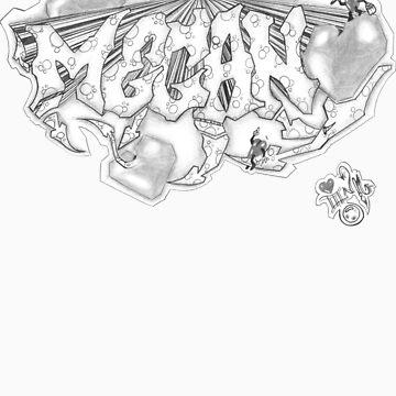 Personalized & Custom Graffiti Shirts by MsM1187