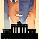 Berlin 1929 Advertising Show  by edsimoneit