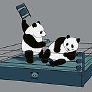 Pandamania by Thomas Orrow