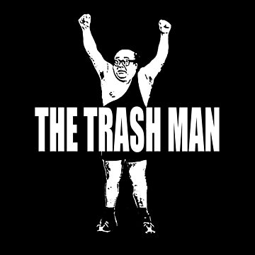 Danny DeVito Trash Man T-Shirt by -Wasted-Drew-