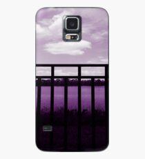 Lavender Sky Case/Skin for Samsung Galaxy