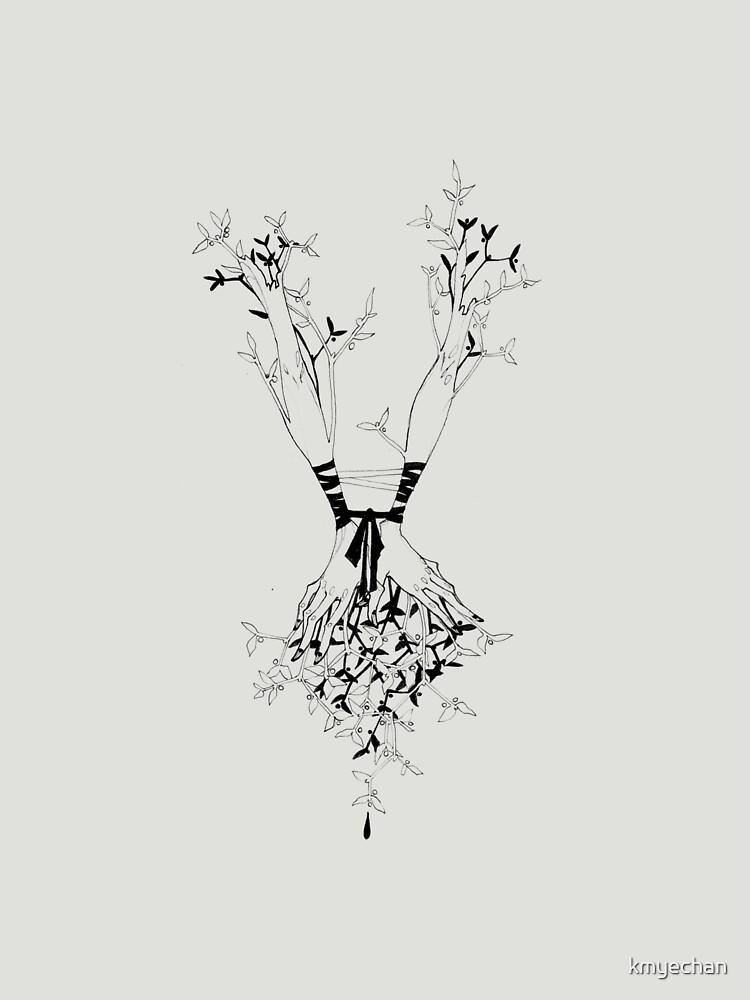 Mistlefingers by kmyechan