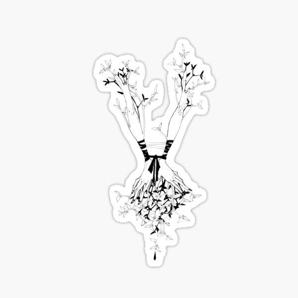 Mistlefingers Sticker