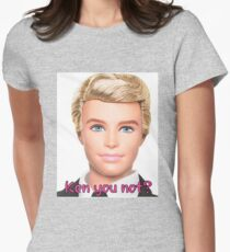 Ken Doll Fitted T-Shirt