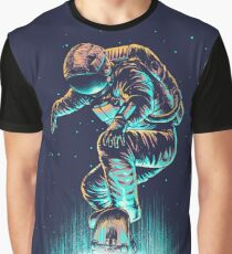 Space Grind Graphic T-Shirt