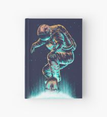 Space Grind Hardcover Journal