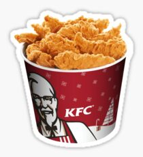 KFC Bucket Sticker