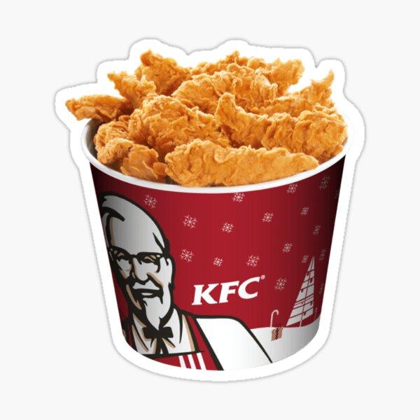 KFC Bucket Sticker