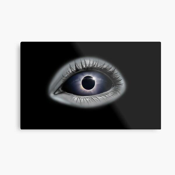 Eye of the Ka  Metal Print