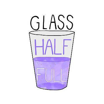Glass Half Full by blythely