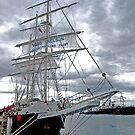 "Tall Ship ""Lord Nelson"" at Williamstown, Australia by Bev Pascoe"