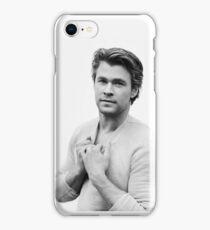 Chris  iPhone Case/Skin