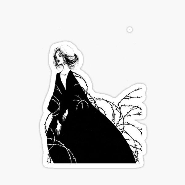 The Thorn Dress Sticker