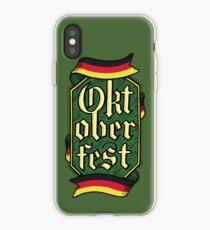 Oktoberfest iPhone Case
