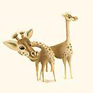 Little Giraffe by Rachel Blackwell