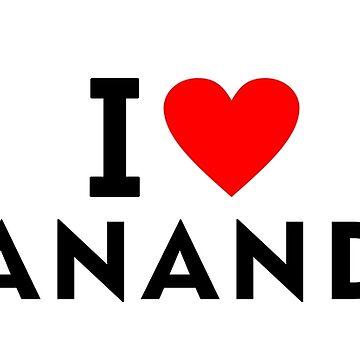 I love Anand city by tony4urban