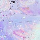 Rainbow Quartz in lilac by thechillmethod