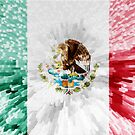 Extruded Flag of Mexico by Dr-Pen
