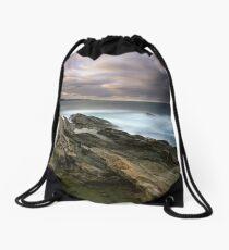 """Heavens Above, Haven Below"" ∞ Bermagui, NSW - Australia Drawstring Bag"