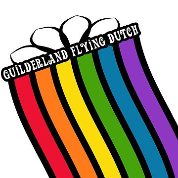 Guilderland Flying Dutch Rainbow by ThymeLeeDesigns
