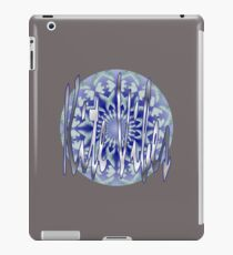 kite vibes - silver iPad Case/Skin