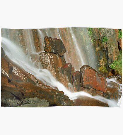 Waterfall@lesmurdie WA Poster