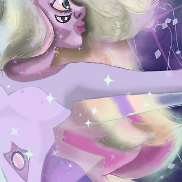 Rainbow Quartz in starlight by thechillmethod