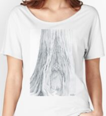 The Old Tree Women's Relaxed Fit T-Shirt
