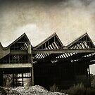 Blenheim ruins. by Lynne Haselden