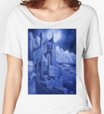 The Tower of the Moon Women's Relaxed Fit T-Shirt