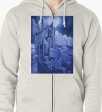 The Tower of the Moon Zipped Hoodie