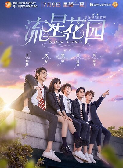 METEOR GARDEN 2018 by pookipsy