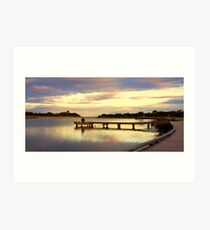 Anglesea Solitude Art Print