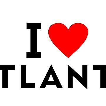I love Atlanta city by tony4urban