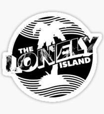 the lonely island logo Sticker