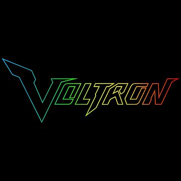 Chromatic Voltron Outline by huckblade