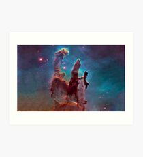 Eagle Nebula Art Print