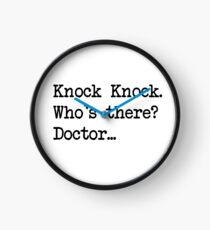 Knock-Knock 2 Clock