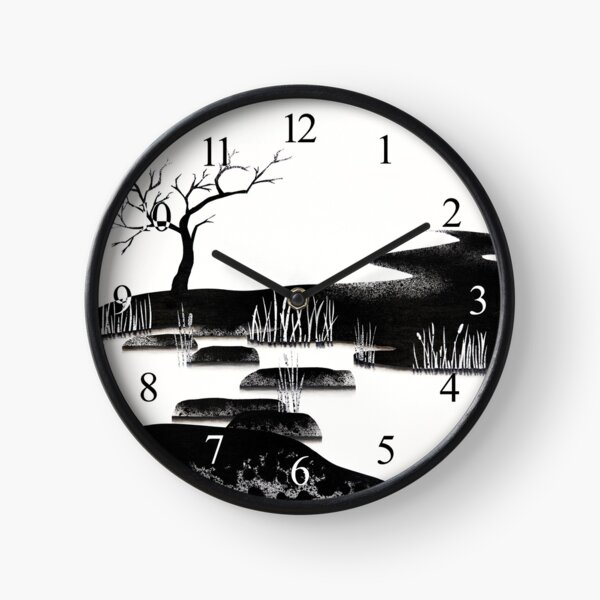 Contrast Clock
