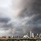 Dallas Storm Skyline by josephhaubert