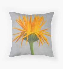 Marigold with Punk Hairstyle Floor Pillow